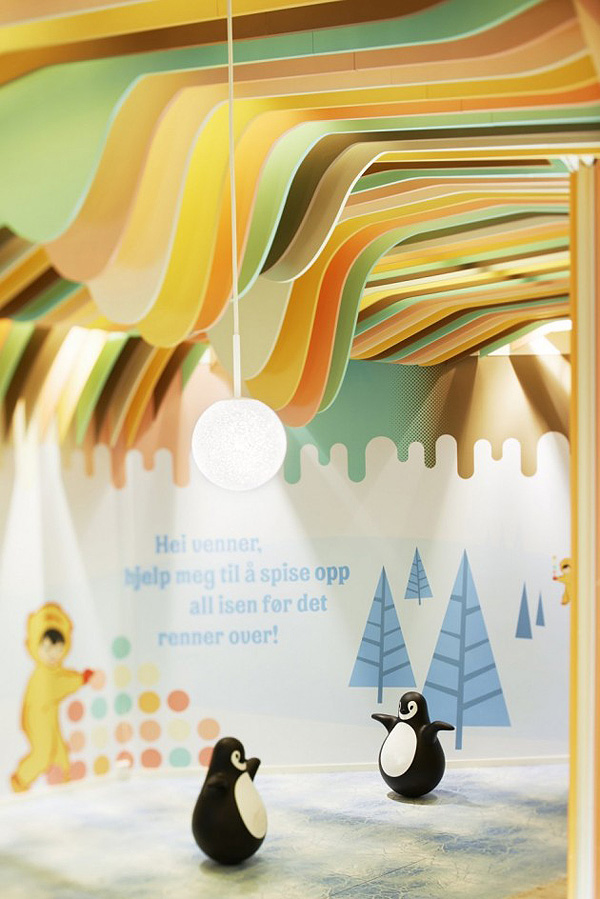 Магазин Замок мороженого в Норвегии (5)
