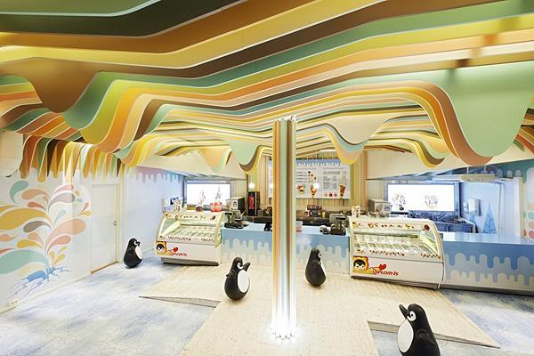 Магазин Замок мороженого в Норвегии (4)