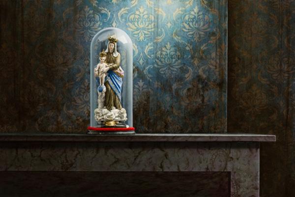 Марк Ван Кромбрюгге и его фотореалистичные картины