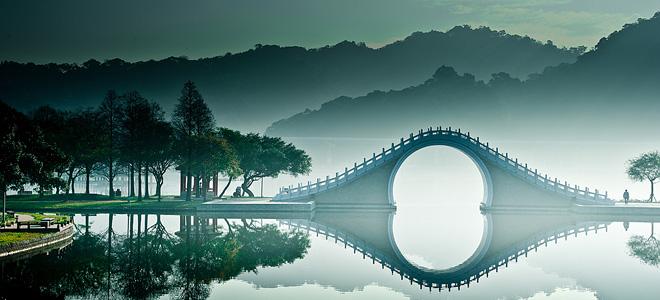 Мост Нефритового Пояса (7 фото)