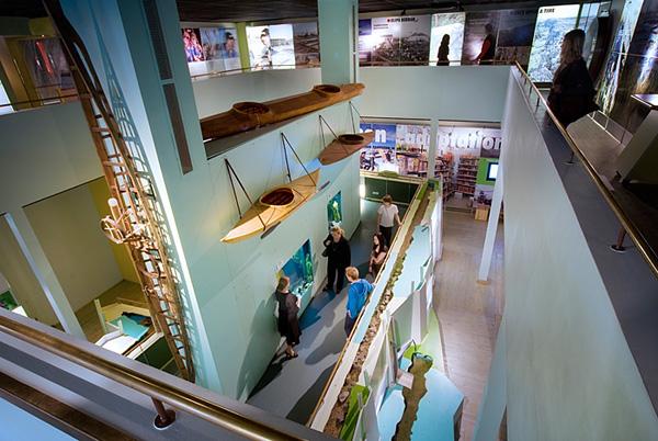 Музей Арктикум в Финляндии