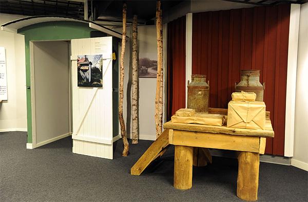 Музей ИКЕА в городке Эльмхульт (1)