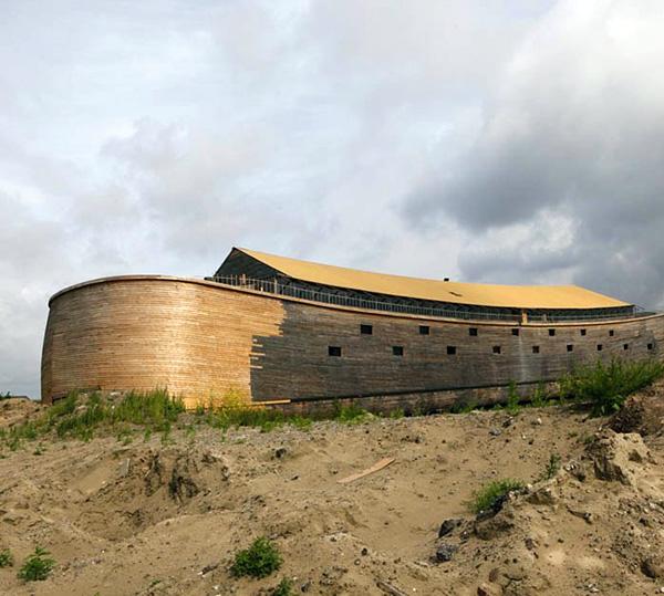 Ноев ковчег в натуральную величину