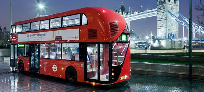 Новый лондонский даблдекер (11 фото)