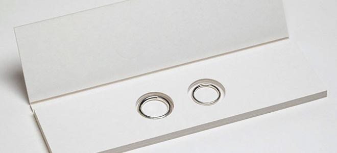 Необычные обручальные кольца от Torafu Architects (5 фото)