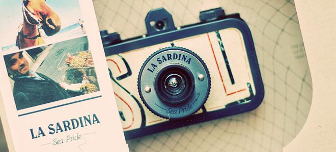 Линейка позитивных ломо фотоаппаратов La Sardina (11 фото)
