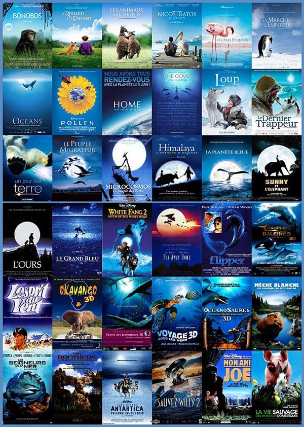 Стереотипы в дизайне постеров к фильмам