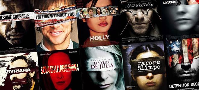 Стереотипы в дизайне постеров к фильмам (13 фото)