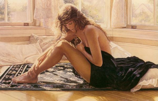 akvareli-golih-zhenshin