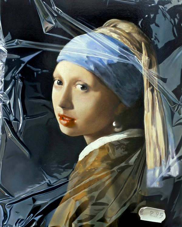 Тжальф Спарнаай и мегареализм его картин (4)