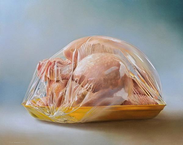 Тжальф Спарнаай и мегареализм его картин (8)