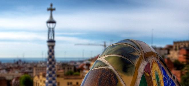Удивительный Парк Гуэля в Барселоне — 2 (11 фото)