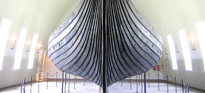 Vikingskipshuset — музей кораблей викингов в Осло (9 фото)
