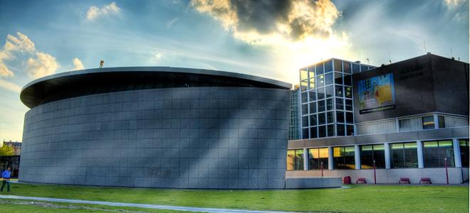 Музей Винсента ван Гога в Амстердаме (13 фото)