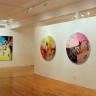 Хлоя Ерли и ее удивительные круглые картины (9 фото)