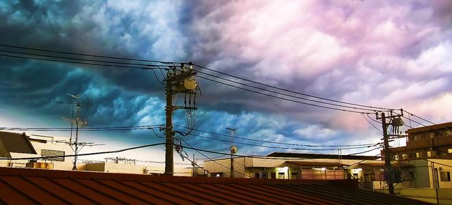 Асператус — красивые и зловещие облака (13 фото)