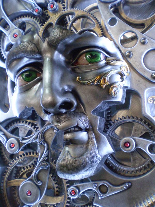 Механический Давид