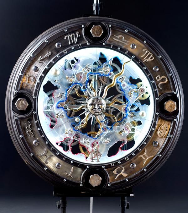 Астрологические часы