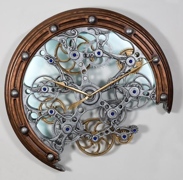 Часы Без четверти