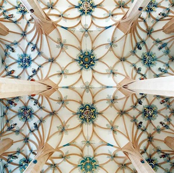 Дэвид Стивенсон и проект Небесные своды