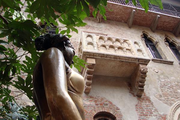 Дом Джульетты в современной Вероне