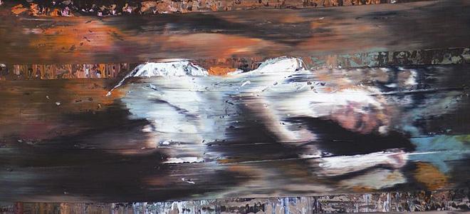 Энди Денцлер и его размытые картины (13 фото)
