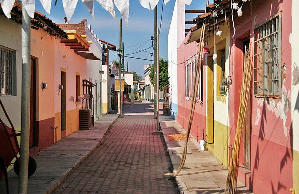 Город-остров Мескальтитан в Мексике  (3)