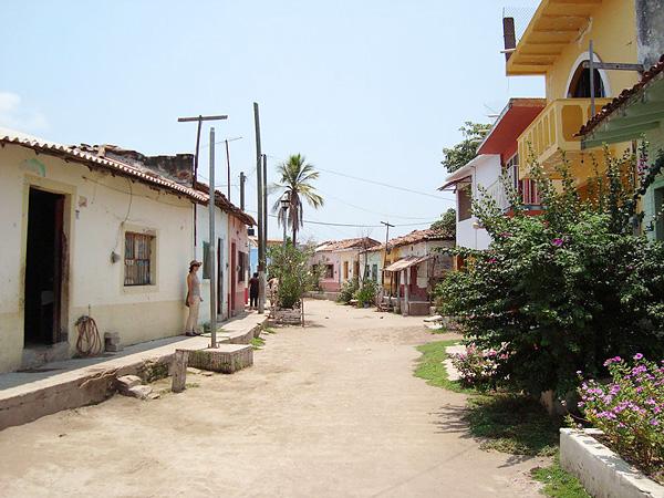 Город-остров Мескальтитан в Мексике  (9)