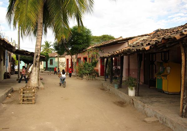 Город-остров Мескальтитан в Мексике  (14)
