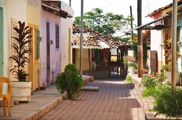Город-остров Мескальтитан в Мексике  (13)