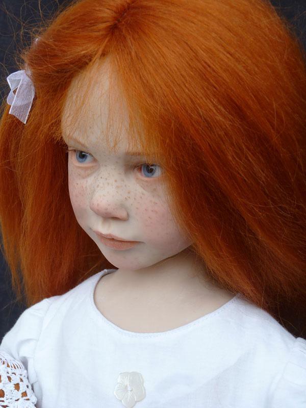 Лоуренс Руэ и ее фарфоровые куклы