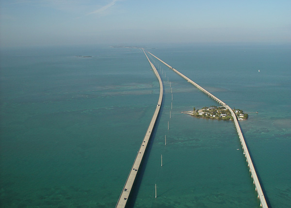 Морское шоссе Overseas Highway