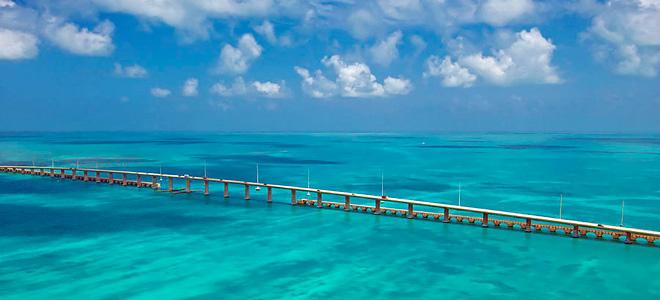 Морское шоссе Overseas Highway — дорога в океан (7 фото)