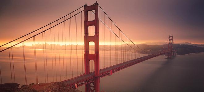 Мост «Золотые Ворота» (17 фото)