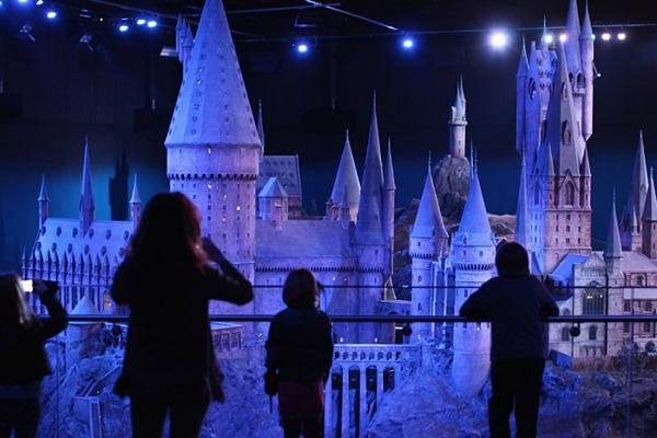 Музей Гарри Поттера в окрестностях Лондона