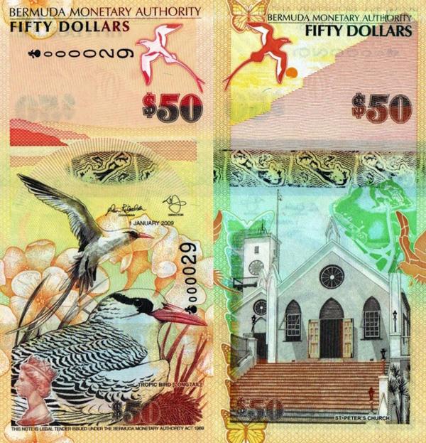 Бермудский доллар