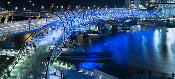 Мост Хеликс Бридж