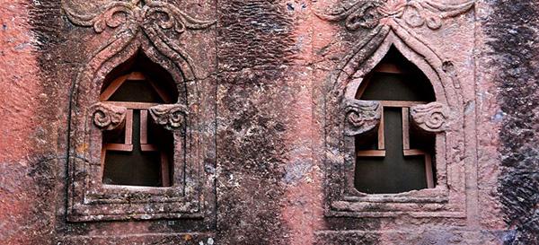 Монолитные церкви Лалибелы