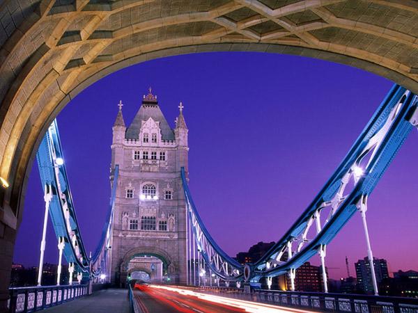 Тауэрский мост как символ Лондона