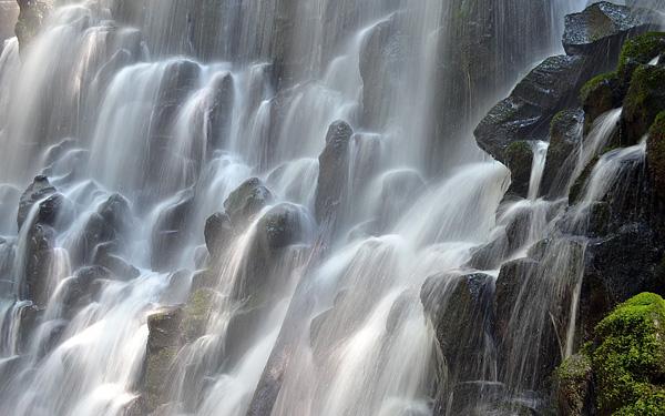 Водопад Рамона в штате Орегон