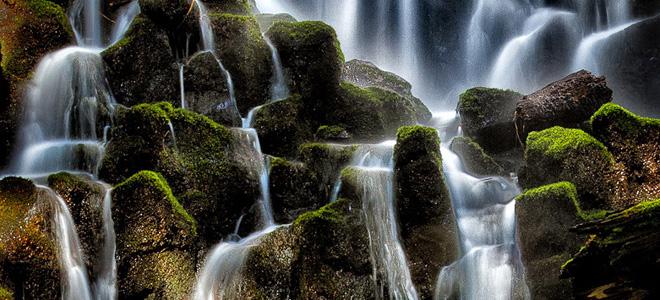 Водопад Рамона — скромная красота (7 фото)