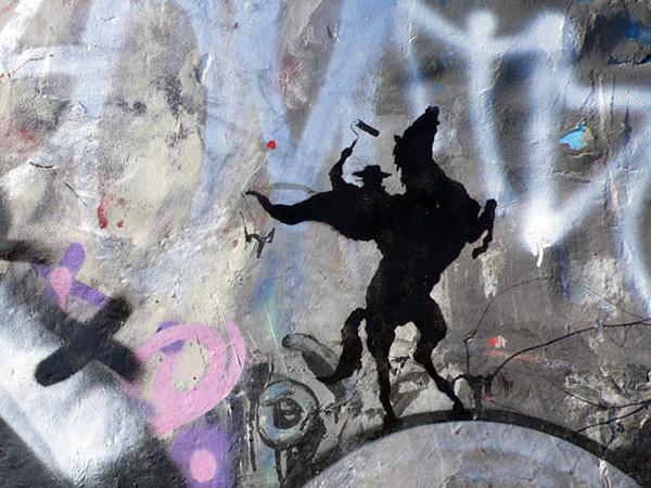 Бэнкси - легенда стрит-арта
