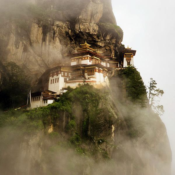 Монастырь Такцанг-Лакханг в Бутане
