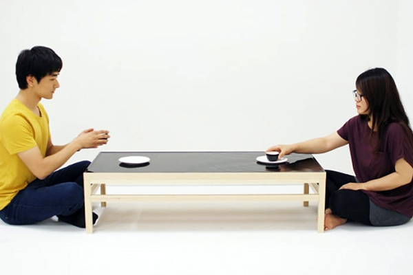 Столик Ripple effect tea table
