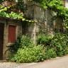 Деревня Лубрессак во Франции