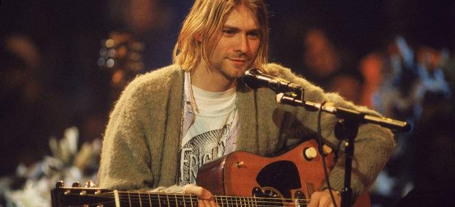 Красивая музыка: Группа Nirvana (9 песен)