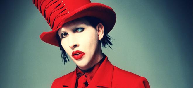Красивая музыка: Лирика Marilyn Manson (5 песен)