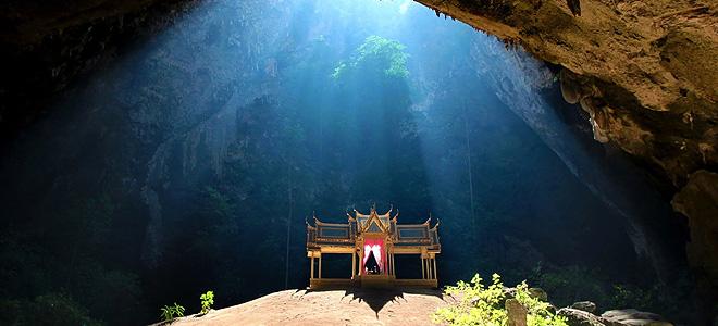 Пещера Прая Након и павильон Куха Карухас (7 фото)