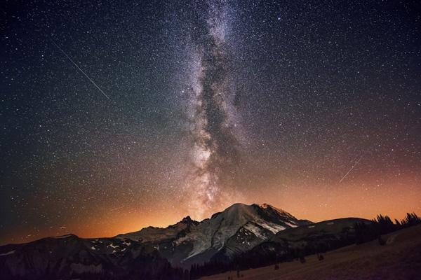 Почему звезды падают