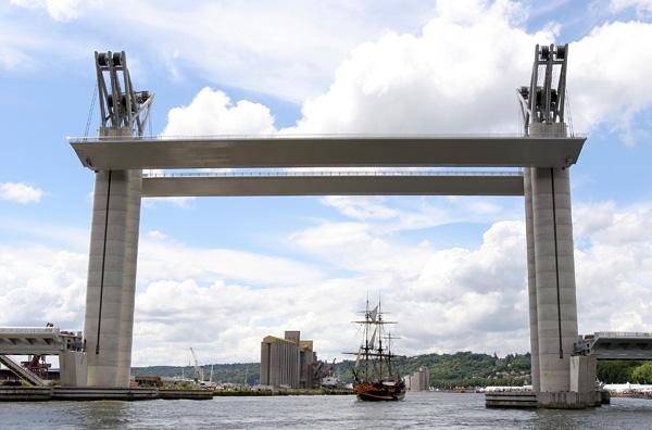 Разводной мост Гюстава Флобера